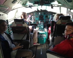 Поездка в авиамузей