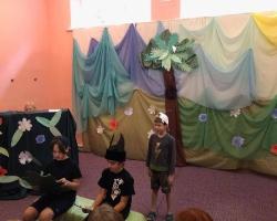 Театр в Вальдорфской школе